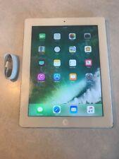 Apple iPad 4th Gen. 64GB, Wi-Fi, 9.7in - White Heavy Wear Bundle #SH30-3