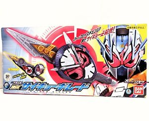 Bandai Kamen Rider ZI-0 Tokikanouken DX Saikyo Grade sword. Anime. Cosplay. rare