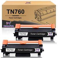 TN760 Black Toner /& DR730 Drum for Brother HL-2350 2370 2390 2395 MFC-2710 2750