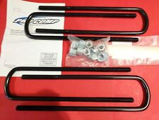 "11-18 Ford F-250 F-350 Super Duty Pro Comp U-bolt Kit 4WD w/ 4"" Rear Lift 62248"