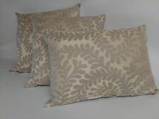 Laura Ashley Berkeley Fabric cushion cover, Reversible, Zipper fastening