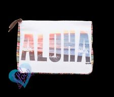 New Rip Curl Aloha Beach Palm Pouch Bag