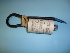 6uF Motor Run Capacitor 450V, Twin Cable