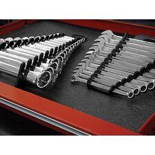 ERNST Mfg 5089 BK + 5189 BK GRIPPER 15 Wrench Organizer Set -  YES 1 Each