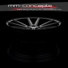 20 Zoll Concave Felgen 9 & 11 x 20 5x120 für BMW M3 M4 Coupe M Performance Paket