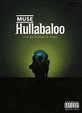 MUSE - HULLABALOO - LIVE AT THE ZENITH PARIS NEW DVD