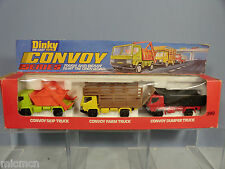 """DINKY TOYS MODEL No.399  """"CONVOY""""  COMMERCIAL'S  GIFT  SET          MIB"""