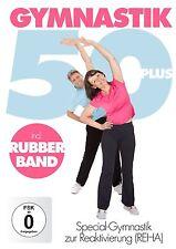 DVD Gimnasia 50 Plus inkl.Gymnastikband