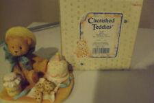 Cherished Teddies # 950459 'Anna' Bea 00004000 R W Honey Figurine