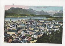 Luzern Vom Guetsch Switzerland Vintage Postcard Voege 334b