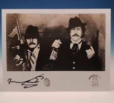 Roberto Escobar Autograph Fingerprint Gangster Photo Pablo Cousin Gustavo Narcos