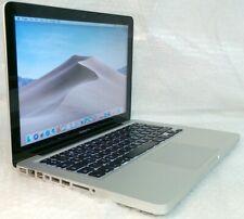 "Apple MacBook Pro 9,2 Core i5 3210 2.5GHz 4GB 500GB DVDR 13.3"" OSX 10.14 Mojave"