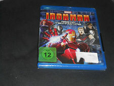 Iron Man: Rise of Technovore [Blu-ray] Neu & OVP