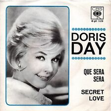 Doris Day Non Mandarmi Fiori (Send Me No Flowers) OST 45 giri Italian Issue EX++