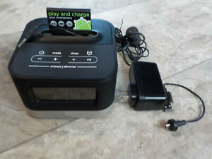iHome IC-50 Play & Charge Your Android Smartphone Dock Clock Radio Speaker