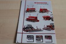 128756) Nordsten Drillmaschine NS 1100 2100 3100 5100 Prospekt 07/2009