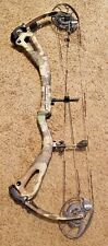 New PSE STEALTH CARBON AIR MACH 1 BOW right hand 70lb