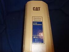 CAT CATERPILLAR 312C EXCAVATOR SERVICE SHOP REPAIR BOOK MANUAL S/N BNN CBT