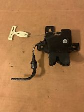 2011 Lincoln MKS Trunk Lock or Actuator Latch Release