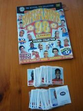 1998 Season Football Sports Sticker Albums