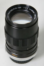Minolta 135mm f3.5 MC Tele Celtic QD   - manual focus lens