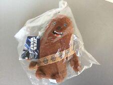 Star Wars Peluche CHEWBACCA MINI peluche ORIGINALE Joy Toy