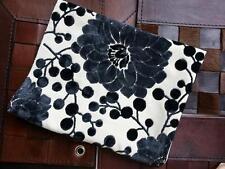 MARCATO tessuto stoffa scampolo design TUDOR velluto operato floreale Originale