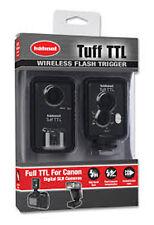 Hahnel Tuff Ttl Canon inalámbrica completa Ettl Disparador De Flash sistema - 2.4 ghz-Nuevo Uk