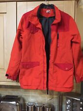 H&M Good Outdoor Jacket In Red Waterproof Size S