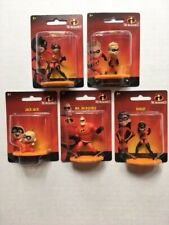 THE INCREDIBLES - SET OF 5