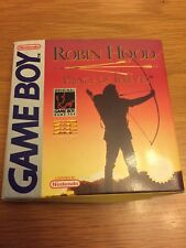 Nintendo GameBoy game Robin Hood: Prince of Thieves boxed With Instructions