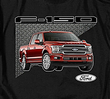 Ford F-150 Pick-up Truck Mens Unisex T-Shirt. Available Sm to 3x