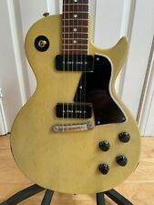 More details for vintage 1957 gibson les paul special refinished guitar