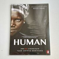 "DVD ""Human"" / de Yann Arthus-Bertrand / DigiPack - Neuf sous blister"
