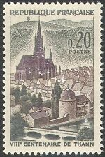 France and Colonies Architecture Stamps