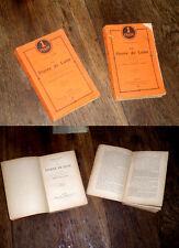 la pierre de lune en 2 tomes - roman anglais 1908 Wilkie Collins