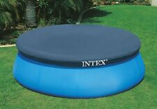 New Genuine INTEX 15ft 457cm Pool Cover Easy Set Pool fits Bestway Aqua Driclad