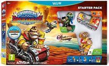 Skylanders SuperChargers Starter Pack (Wii U) non utilizzabile con la Wii