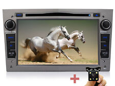 Rückfahrkamera DVD GPS Autoradio BT USB Für OPEL Combo Corsa Astra Zafira Meriva