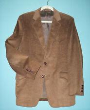 Perfect! Vtg American Craftsman Western Corduroy Blazer Sport Coat Jacket 42 R ?