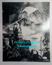 *Bloody Sunday* Bono Signed U2 Boy Era Concert 11x14 Photo JSA COA Achtung