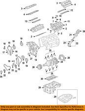 KIA OEM 14-16 Sorento-Engine Crankshaft Crank Seal 213523C700