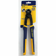 """10"""" Vise-Grip Concrete Nippers with ProTouch Grips - Irwin Tools - 2078910"""
