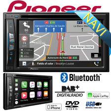 Pioneer AVIC-Z720DAB Navigation DAB+ Bluetooth Wi-Fi DVD Apple CarPlay Autoradio