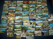 700 plus post cards collection mainly 60's & 70's Wales, UK Europe reduced £10