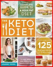 The Keto Diet: The Complete Guide to a High-Fat Diet – Digital edition | EB✪✪K