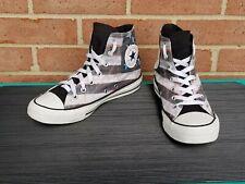 Converse Chuck Taylor Hi Top Stars Flag Sneaker White Garnet Mens 5 Womens 7