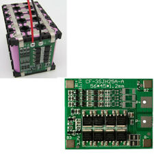 3S 25A 12V Li-ion Lithium BMS 18650 Battery Charger Protection Board New Hot