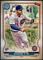 Nico Hoerner 2020 Topps Gypsy Queen 5x7 #201 /49 Cubs
