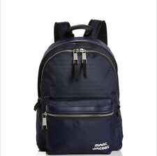 Marc Jacobs Large Nylon Backpack in Midnight Blue ~ NWT